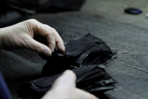Made in Italy leather gloves