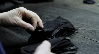 Manufacturing of Leather Gloves | Merola Gloves